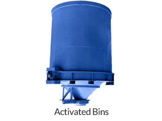 Activated Bins